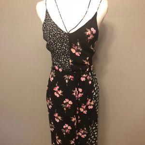Topshop Summer Midi Dress